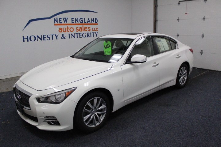 Used 2014 INFINITI Q50 in Plainville, Connecticut | New England Auto Sales LLC. Plainville, Connecticut