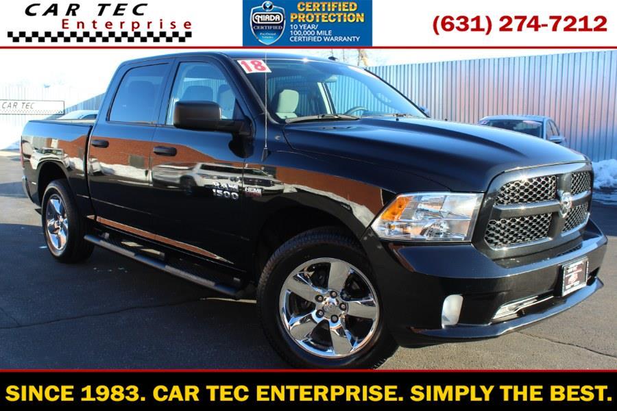 Used 2018 Ram 1500 in Deer Park, New York | Car Tec Enterprise Leasing & Sales LLC. Deer Park, New York