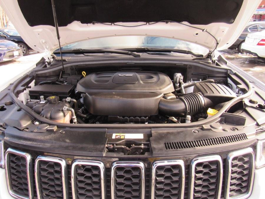 Used Jeep Grand Cherokee Limited 2018 | Hilario's Auto Sales Inc.. Worcester, Massachusetts