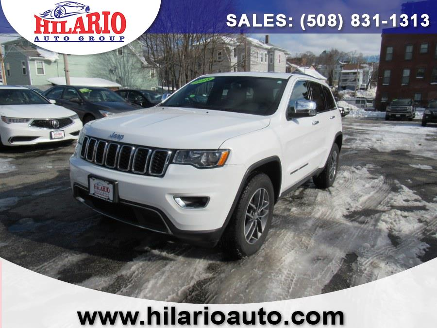 Used Jeep Grand Cherokee Limited 2018 | Hilario's Auto Sales Inc.. Worcester, Massachusetts