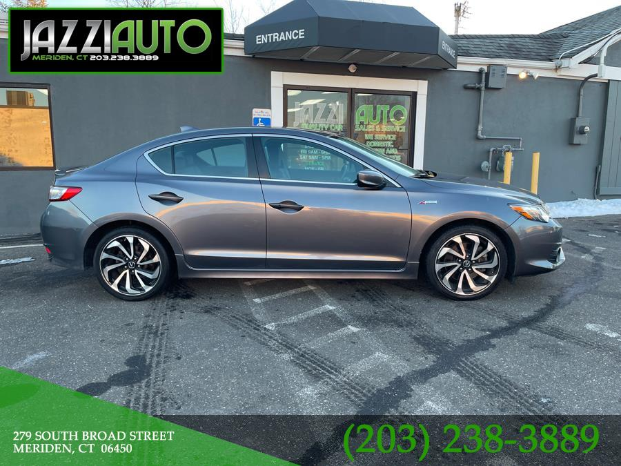 Used 2018 Acura ILX in Meriden, Connecticut | Jazzi Auto Sales LLC. Meriden, Connecticut