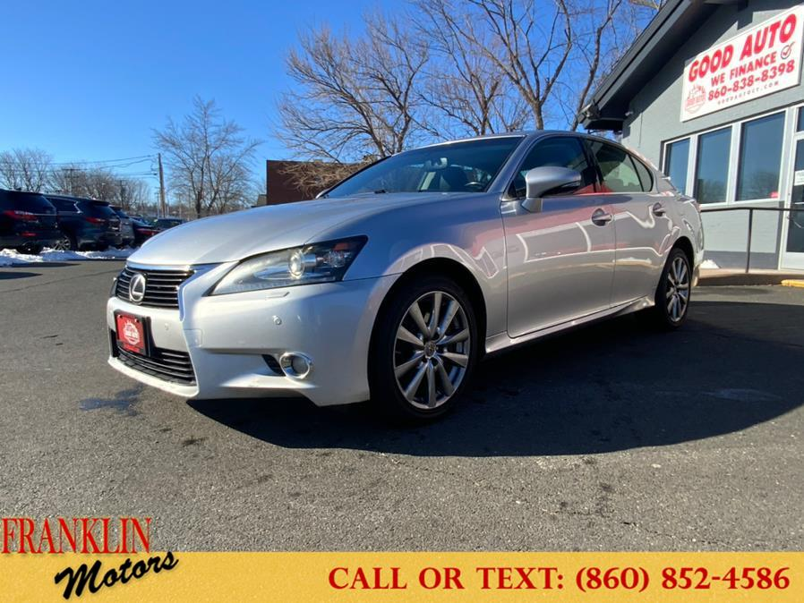 Used 2013 Lexus GS 350 in Hartford, Connecticut | Franklin Motors Auto Sales LLC. Hartford, Connecticut
