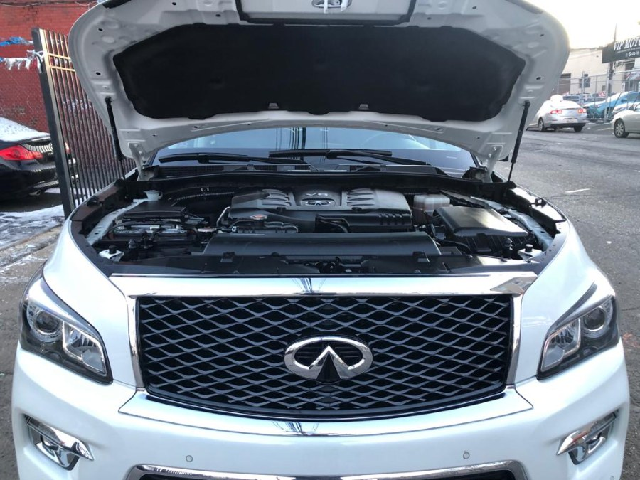Used INFINITI QX80 2WD 4dr 2015 | MFG Prestige Auto Group. Paterson, New Jersey