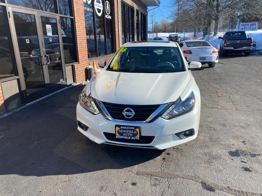 Used Nissan Altima 4dr Sdn I4 2.5 SL 2016 | Newfield Auto Sales. Middletown, Connecticut