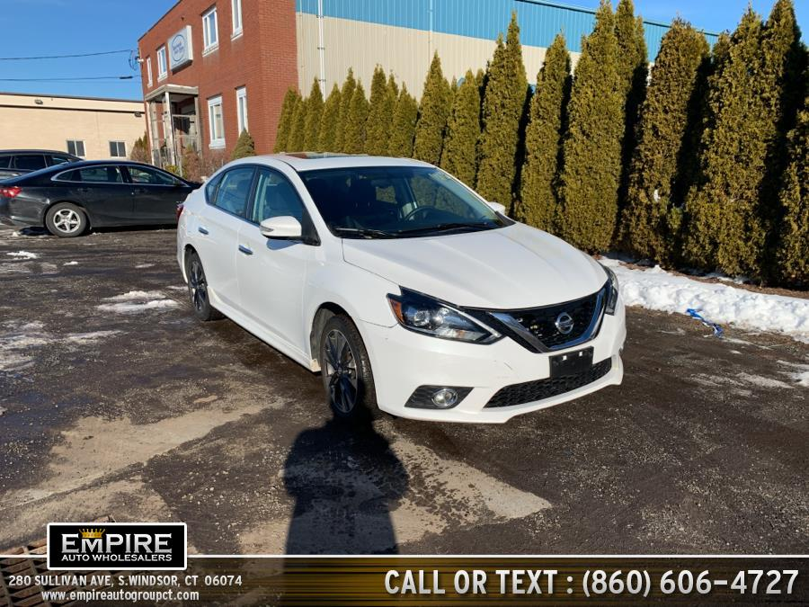Used Nissan Sentra SR Turbo Manual 2017 | Empire Auto Wholesalers. S.Windsor, Connecticut