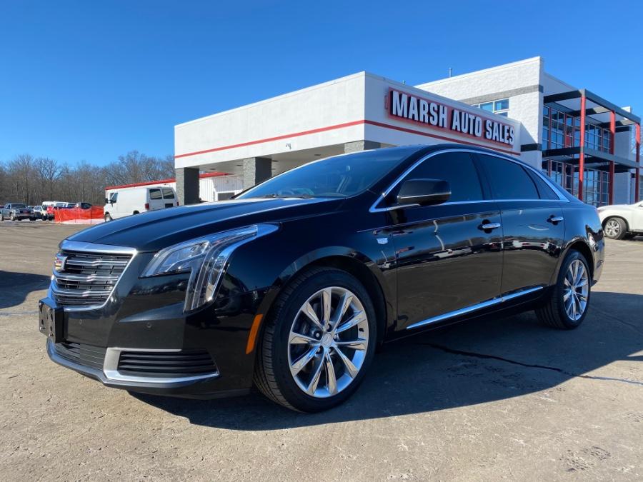 Used 2019 Cadillac XTS in Ortonville, Michigan | Marsh Auto Sales LLC. Ortonville, Michigan