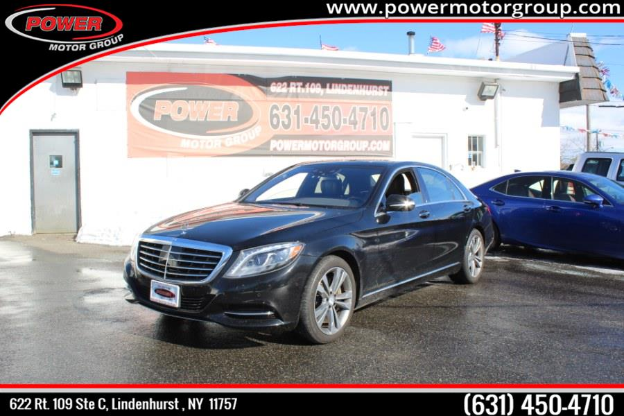 Used 2015 Mercedes-Benz S-Class in Lindenhurst , New York | Power Motor Group. Lindenhurst , New York