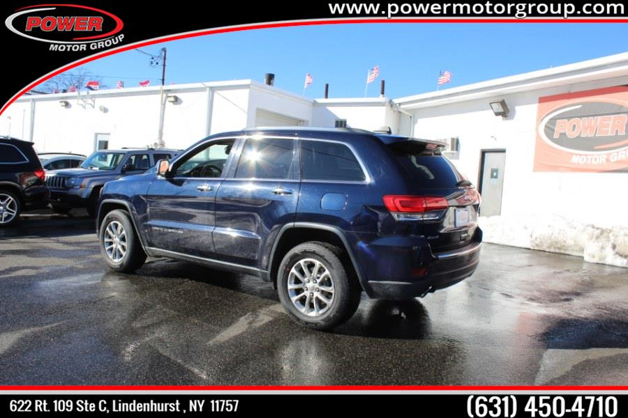 Used Jeep Grand Cherokee 4WD 4dr Limited 2014 | Power Motor Group. Lindenhurst , New York