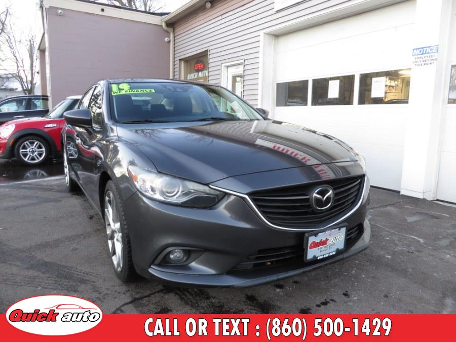 Used 2014 Mazda Mazda6 in Bristol, Connecticut | Quick Auto LLC. Bristol, Connecticut