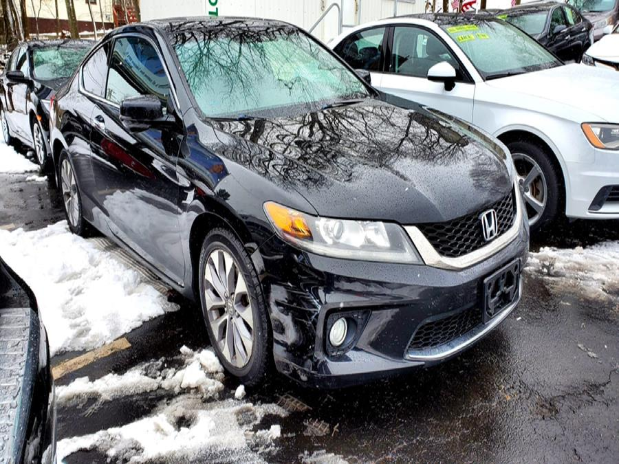 Used 2013 Honda Accord Cpe in Brockton, Massachusetts | Capital Lease and Finance. Brockton, Massachusetts
