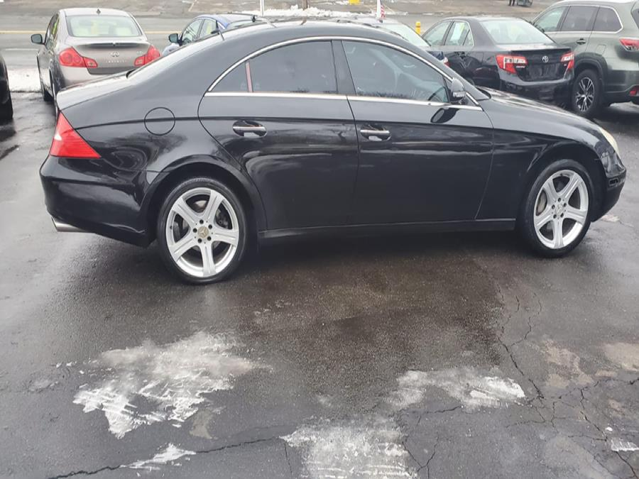 Used Mercedes-Benz CLS-Class 4dr Sdn 5.0L 2006 | Capital Lease and Finance. Brockton, Massachusetts