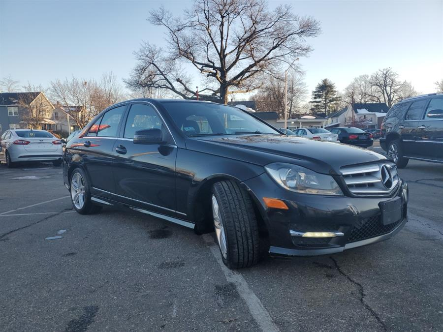 Used Mercedes-Benz C-Class 4dr Sdn C300 Sport 4MATIC 2012 | Absolute Motors Inc. Springfield, Massachusetts