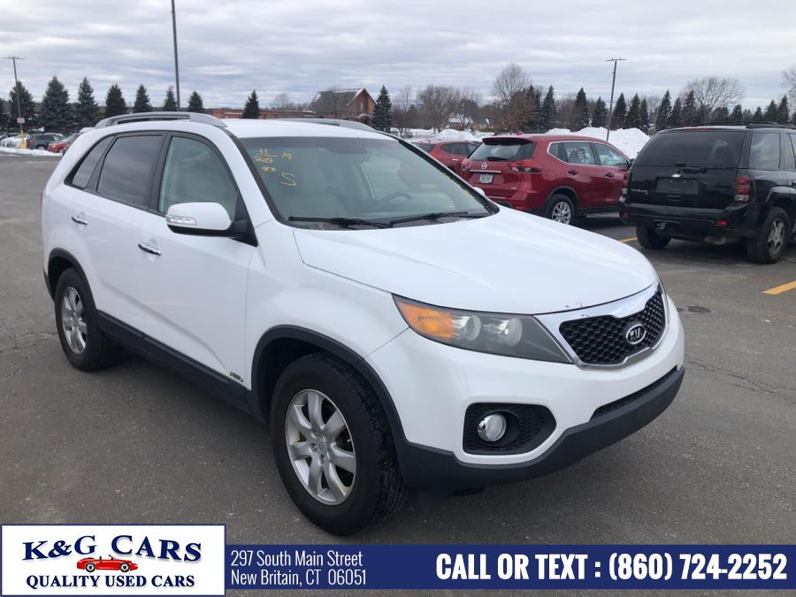 Used Kia Sorento AWD 4dr I4 LX 2011 | K and G Cars . New Britain, Connecticut