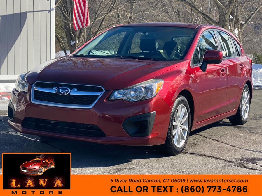 Used 2012 Subaru Impreza Wagon in Canton, Connecticut | Lava Motors. Canton, Connecticut