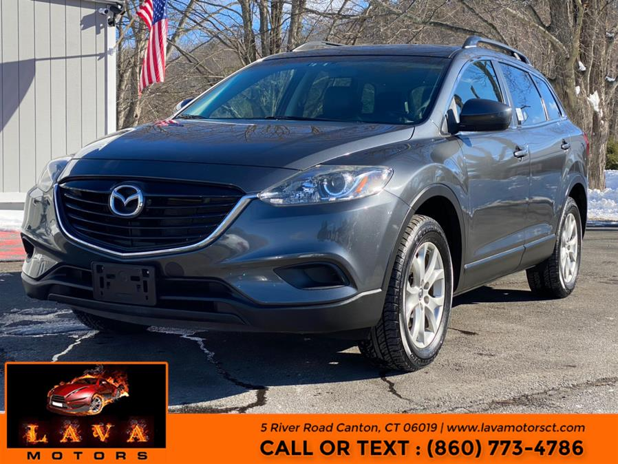 Used 2013 Mazda CX-9 in Canton, Connecticut | Lava Motors. Canton, Connecticut