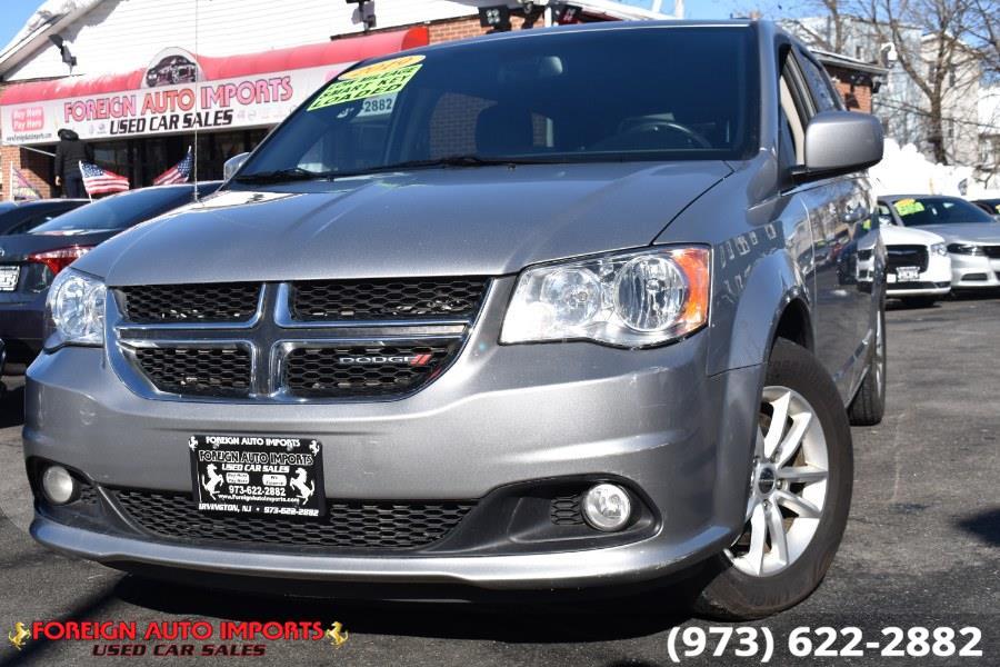 Used Dodge Grand Caravan SXT Wagon 2019 | Foreign Auto Imports. Irvington, New Jersey