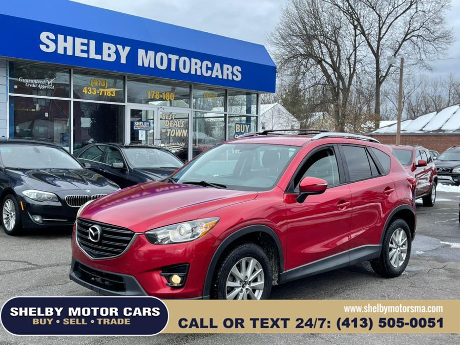 Used Mazda CX-5 2016.5 FWD 4dr Auto Touring 2016 | Shelby Motor Cars . Springfield, Massachusetts
