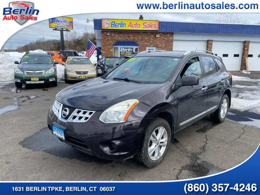 Used 2012 Nissan Rogue in Berlin, Connecticut | Berlin Auto Sales LLC. Berlin, Connecticut