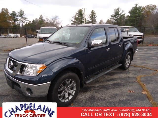 Used 2019 Nissan Frontier in Lunenburg, Massachusetts | Chapdelaine Truck Center Inc.. Lunenburg, Massachusetts