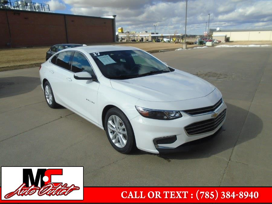 Used 2017 Chevrolet Malibu in Colby, Kansas | M C Auto Outlet Inc. Colby, Kansas