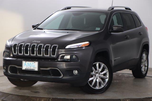 2018 Jeep Cherokee Limited photo