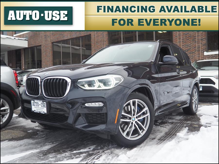 Used 2018 BMW X3 in Andover, Massachusetts | Autouse. Andover, Massachusetts