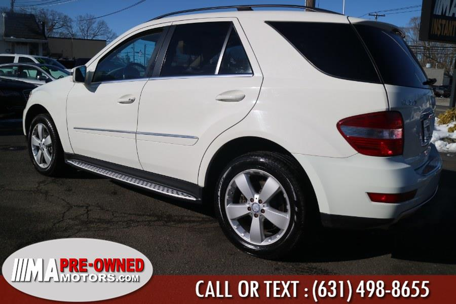 Used Mercedes-Benz M-Class 4MATIC 4dr ML 350 2011 | M & A Motors. Huntington, New York