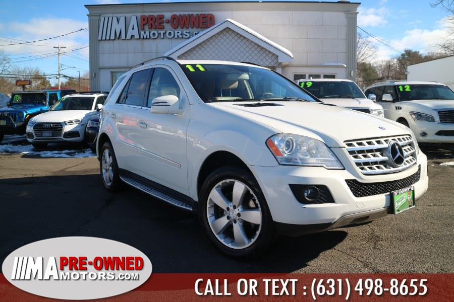 Used 2011 Mercedes-Benz M-Class in Huntington, New York | M & A Motors. Huntington, New York