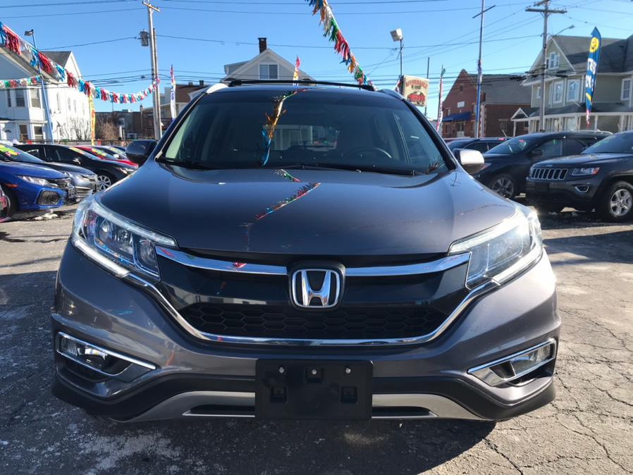 Used Honda CR-V 2WD 5dr EX 2016 | Affordable Motors Inc. Bridgeport, Connecticut
