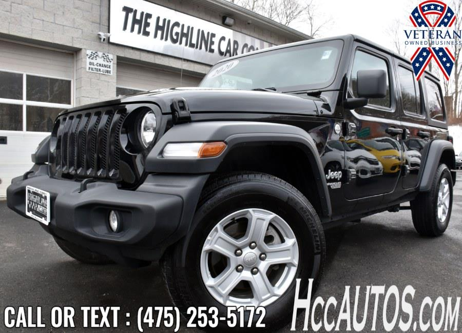 Used 2020 Jeep Wrangler Unlimited in Waterbury, Connecticut | Highline Car Connection. Waterbury, Connecticut