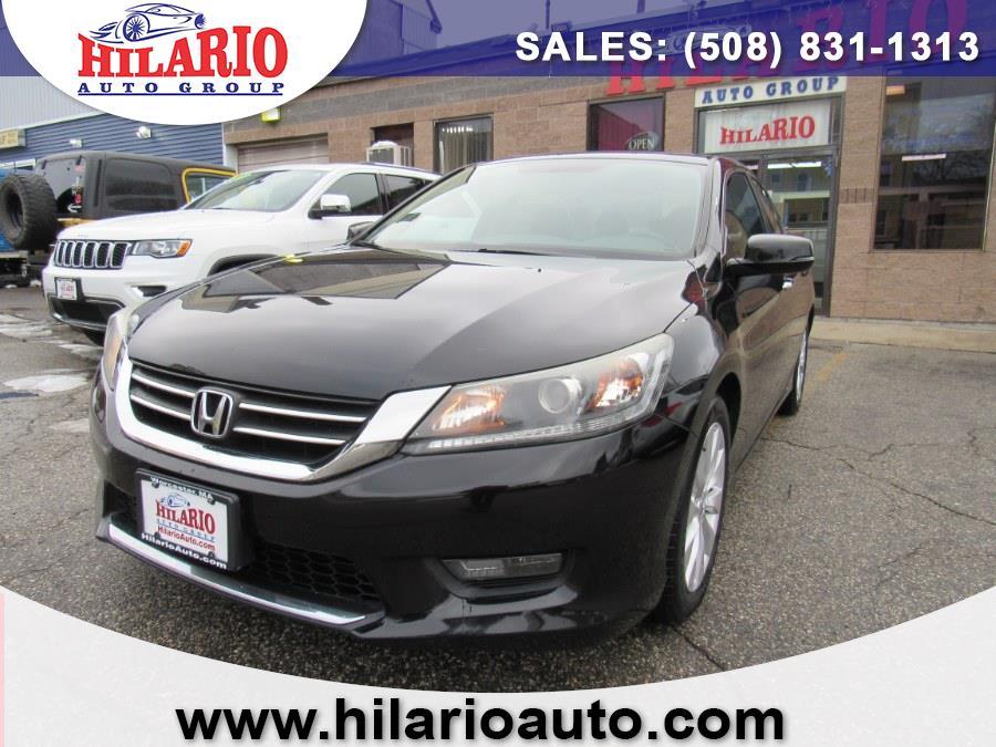 Used 2014 Honda Accord Sedan in Worcester, Massachusetts | Hilario's Auto Sales Inc.. Worcester, Massachusetts