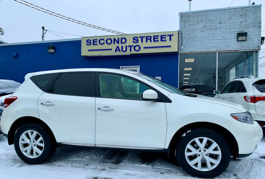Used 2012 Nissan Murano in Manchester, New Hampshire | Second Street Auto Sales Inc. Manchester, New Hampshire
