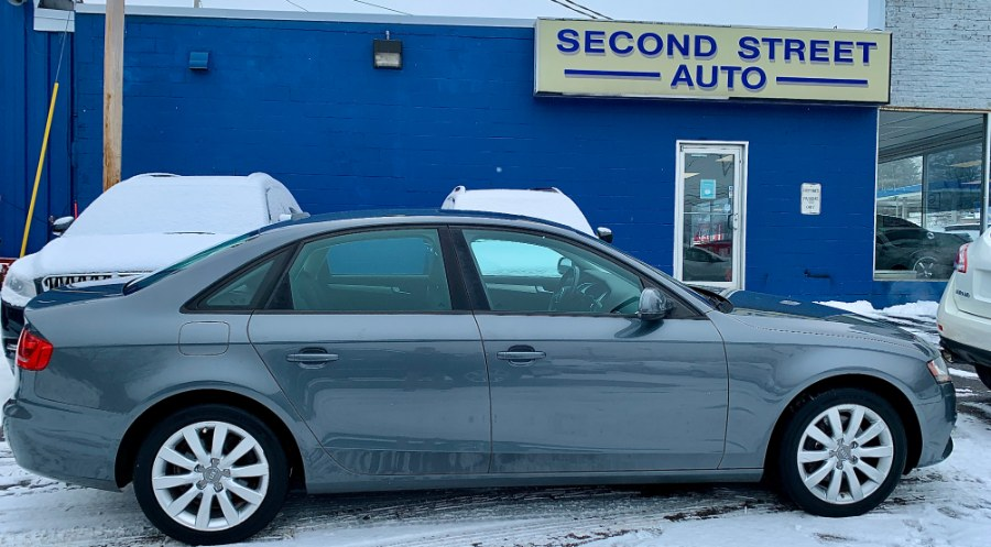 Used 2012 Audi A4 in Manchester, New Hampshire | Second Street Auto Sales Inc. Manchester, New Hampshire