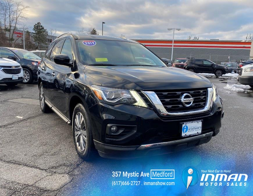 Used 2019 Nissan Pathfinder in Medford, Massachusetts | Inman Motors Sales. Medford, Massachusetts