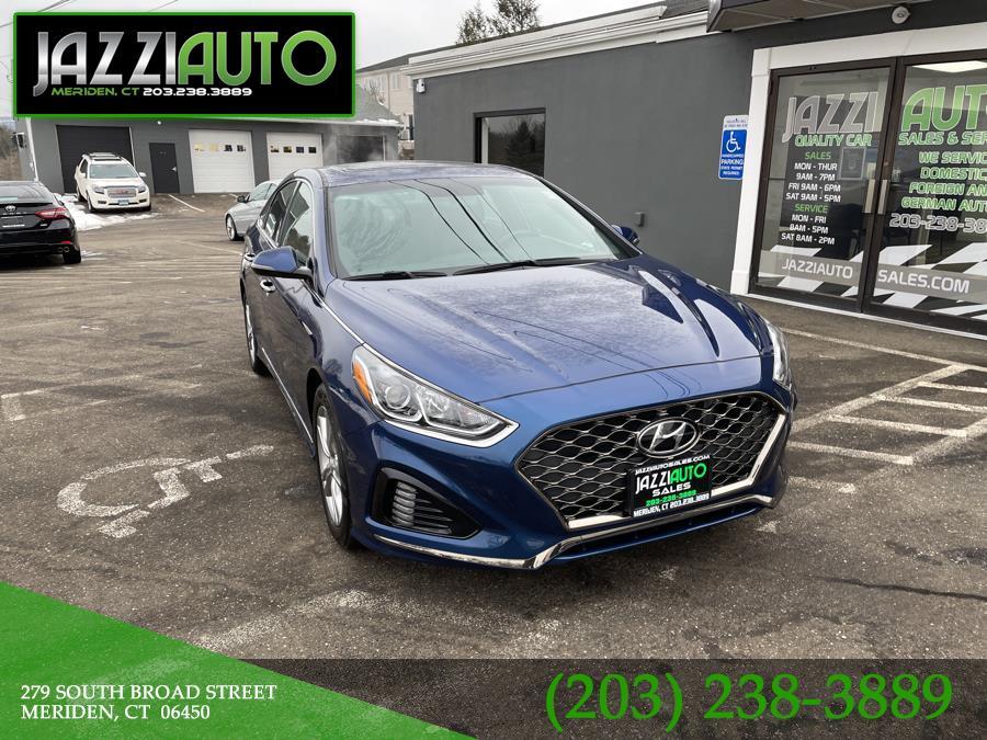 Used 2018 Hyundai Sonata in Meriden, Connecticut | Jazzi Auto Sales LLC. Meriden, Connecticut