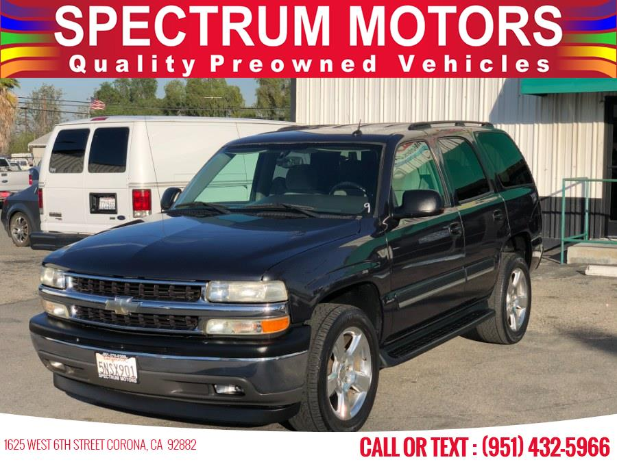 Used 2005 Chevrolet Tahoe in Corona, California | Spectrum Motors. Corona, California