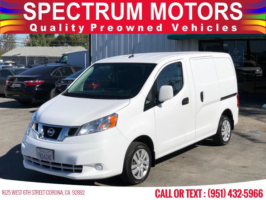 Used 2017 Nissan NV200 Compact Cargo in Corona, California | Spectrum Motors. Corona, California