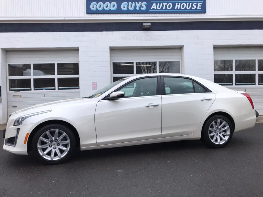 Used 2014 Cadillac CTS Sedan in Southington, Connecticut | Good Guys Auto House. Southington, Connecticut