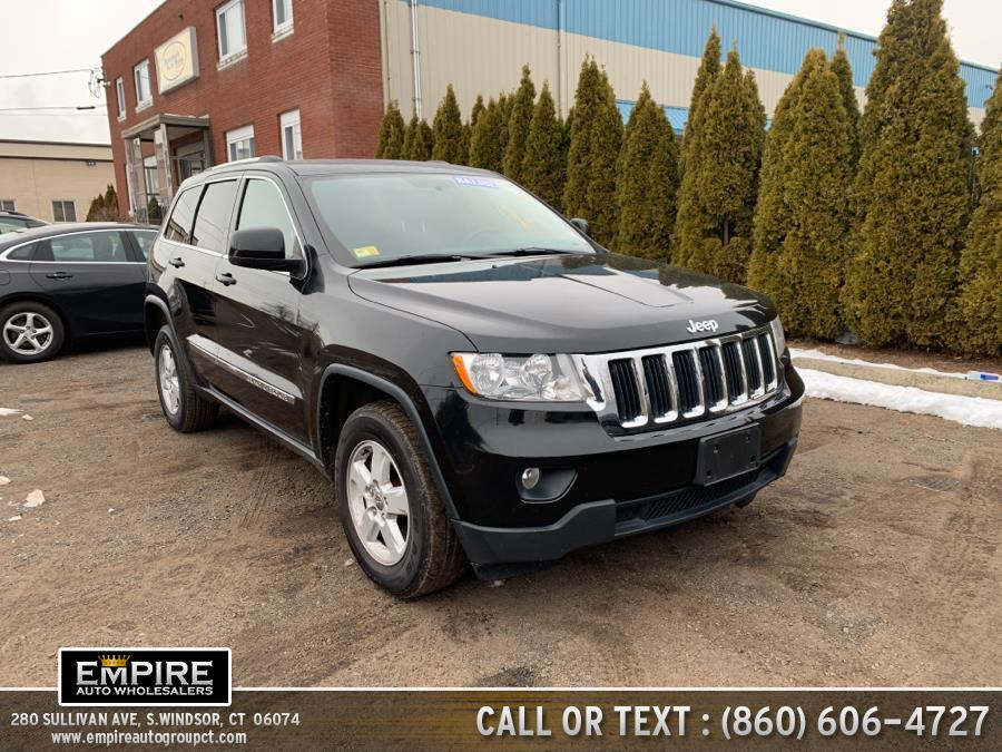 Used Jeep Grand Cherokee 4WD 4dr Laredo Altitude 2012 | Empire Auto Wholesalers. S.Windsor, Connecticut