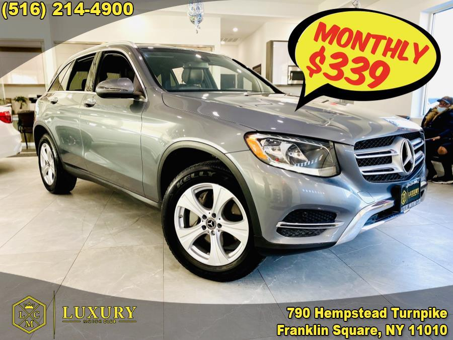 Used 2018 Mercedes-Benz GLC in Franklin Square, New York | Luxury Motor Club. Franklin Square, New York