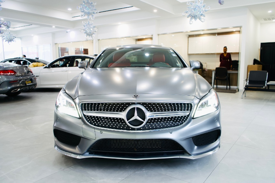 Used Mercedes-Benz CLS CLS 550 Coupe 2017 | Luxury Motor Club. Franklin Square, New York