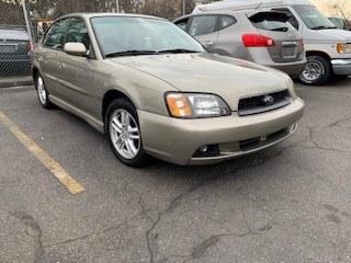 Used Subaru Legacy Sedan 4dr 2.5 GT Manual 2003   JEM Systems Inc.. Berlin, Connecticut