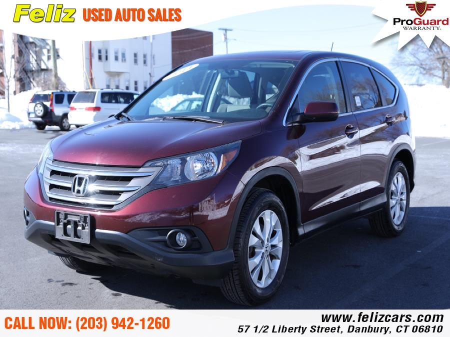 Used 2014 Honda CR-V in Danbury, Connecticut | Feliz Used Auto Sales. Danbury, Connecticut