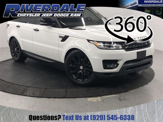 Used 2016 Land Rover Range Rover Sport in Bronx, New York | Eastchester Motor Cars. Bronx, New York