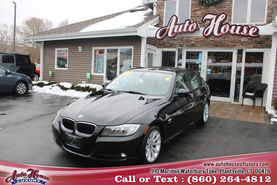 Used BMW 3 Series 4dr Sdn 328i xDrive AWD SULEV 2011 | Auto House of Luxury. Plantsville, Connecticut