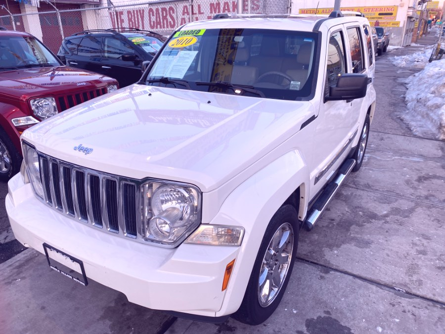 Used Jeep Liberty 4WD 4dr Limited 2010 | Middle Village Motors . Middle Village, New York