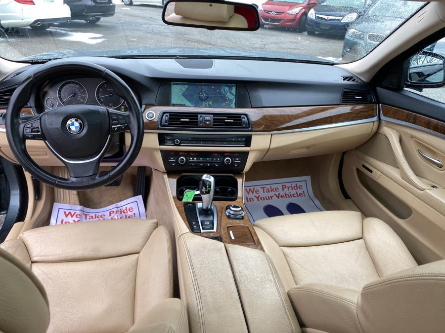 Used BMW 5 Series 4dr Sdn 535i xDrive AWD 2011 | Absolute Motors Inc. Springfield, Massachusetts