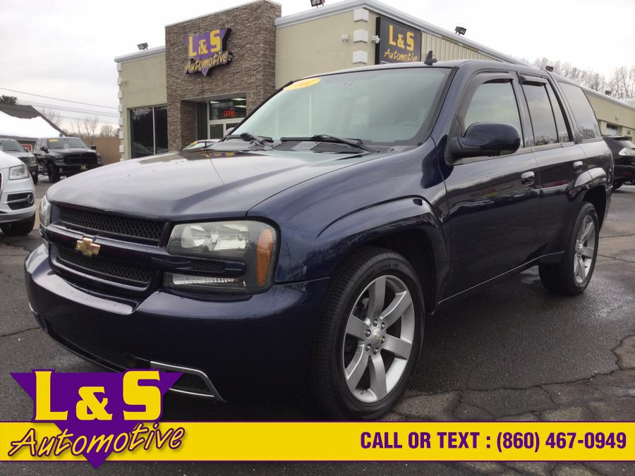Used 2007 Chevrolet TrailBlazer SS in Plantsville, Connecticut | L&S Automotive LLC. Plantsville, Connecticut