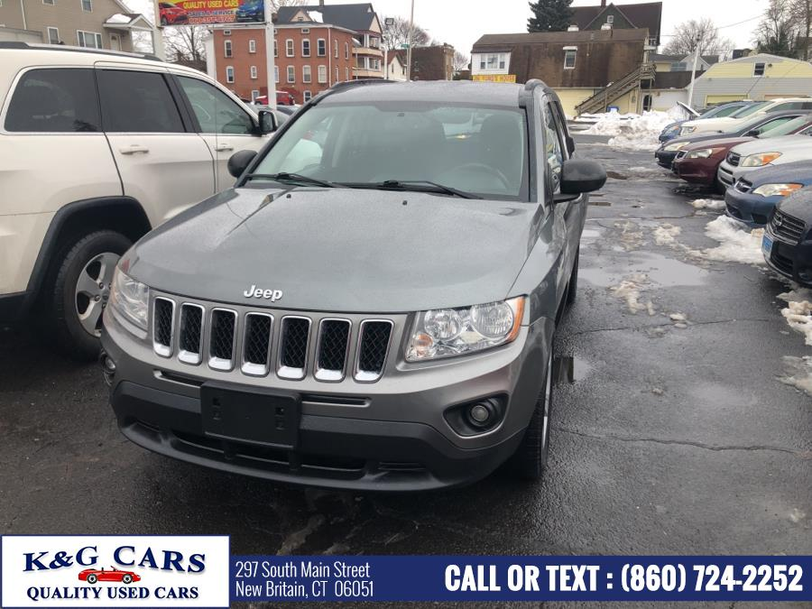 Used 2012 Jeep Compass in New Britain, Connecticut | K and G Cars . New Britain, Connecticut
