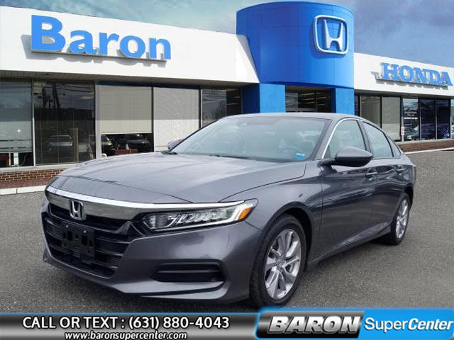 Used Honda Accord Sedan LX 2018 | Baron Supercenter. Patchogue, New York
